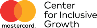 Mastercard inclusive growth logo